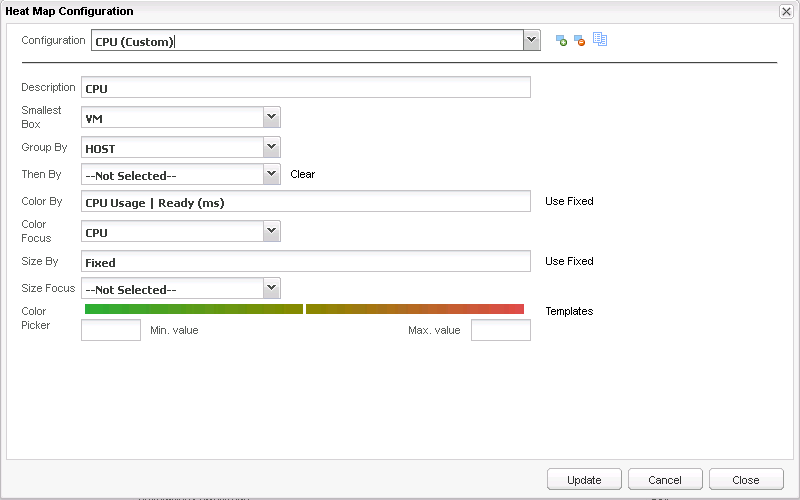 vCenter Operations Manager and Heat Maps Cool Feature