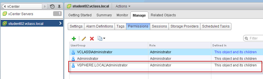 Data Link Solutions - Virtualization with VMware: How to log in to